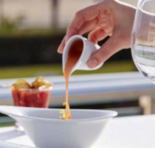 Restaurant + Spa