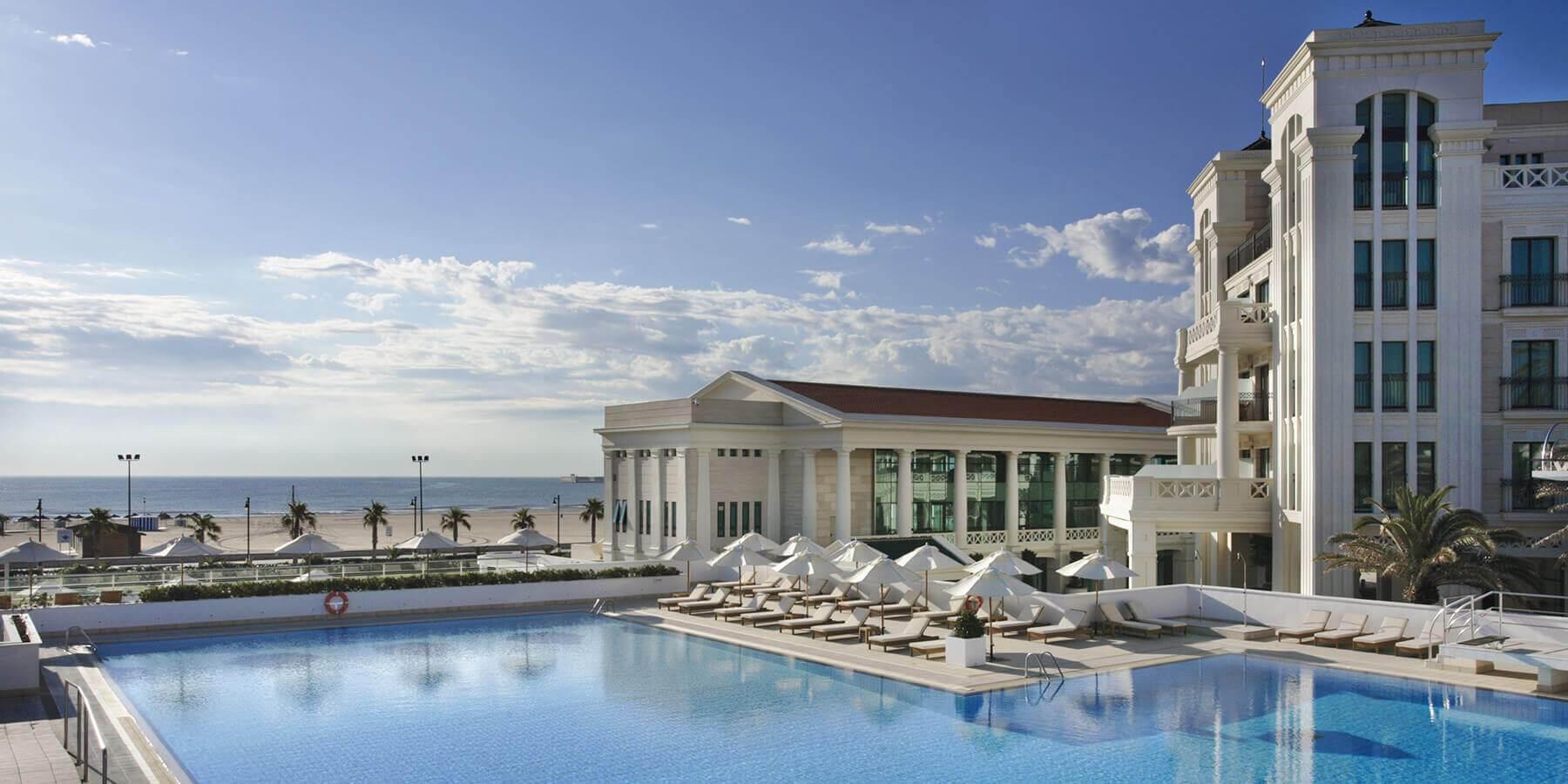 Hotel Balneario Las Arenas Valencia ***** | Official Website | Best
